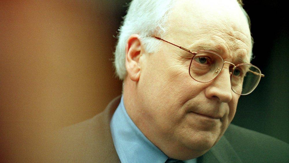 Dick Cheney en Face the Nation en 2000