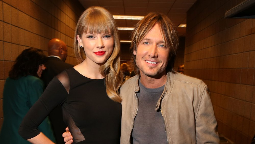 Taylor Swift y Keith Urban