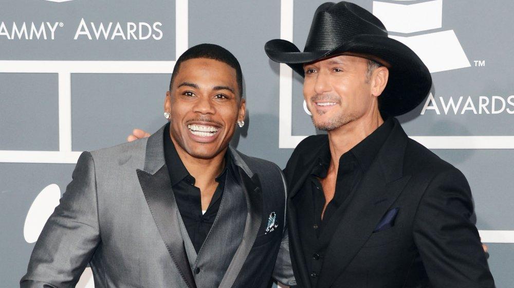 Nelly y Tim McGraw