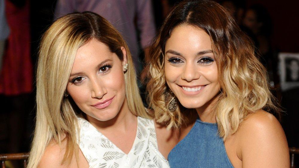 Ashley Tisdale y Vanessa Hudgens