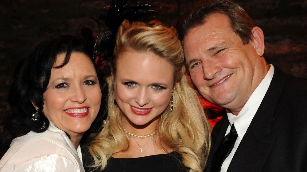 Miranda Lambert y su familia
