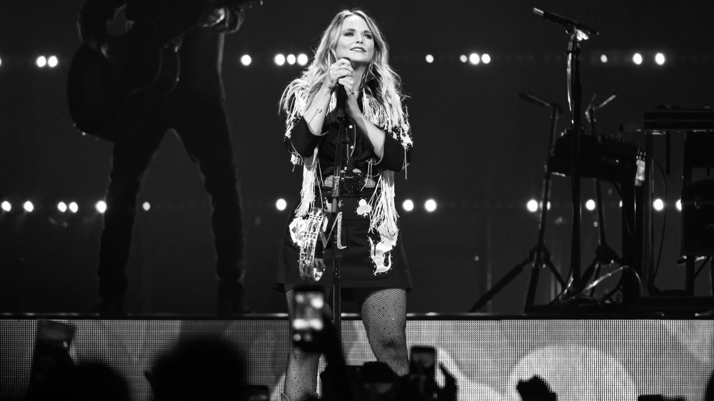 Miranda Lambert en el escenario