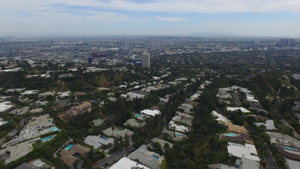 Trousdale Estates en Beverly Hills
