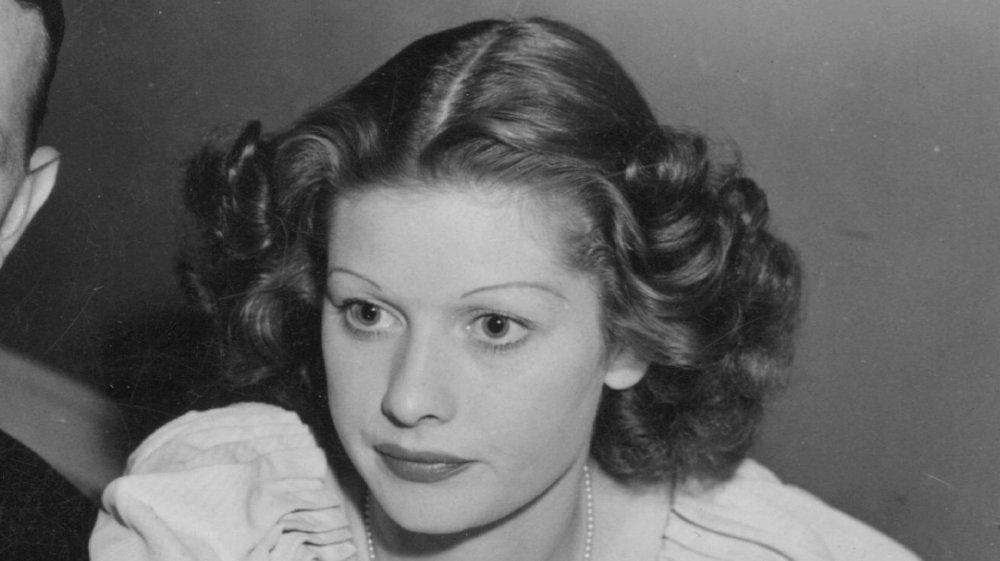 Lucille Ball hacia 1935