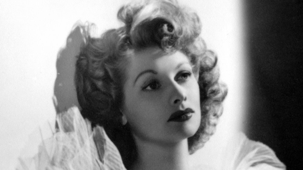 Lucille Ball finales de la década de 1930 - principios de la década de 1940