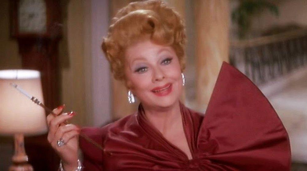 Lucille Ball en 1978 película musical Mame