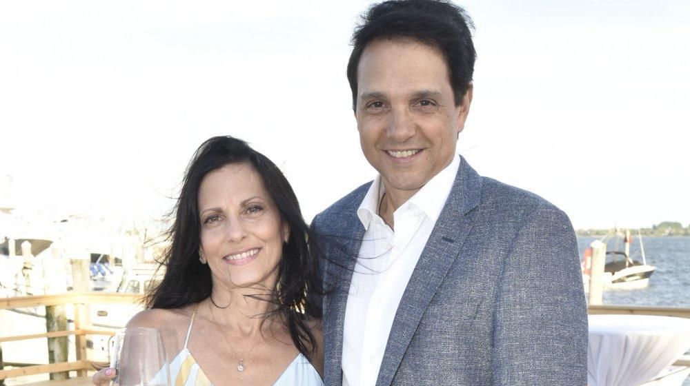 Phyllis y Ralph Macchio