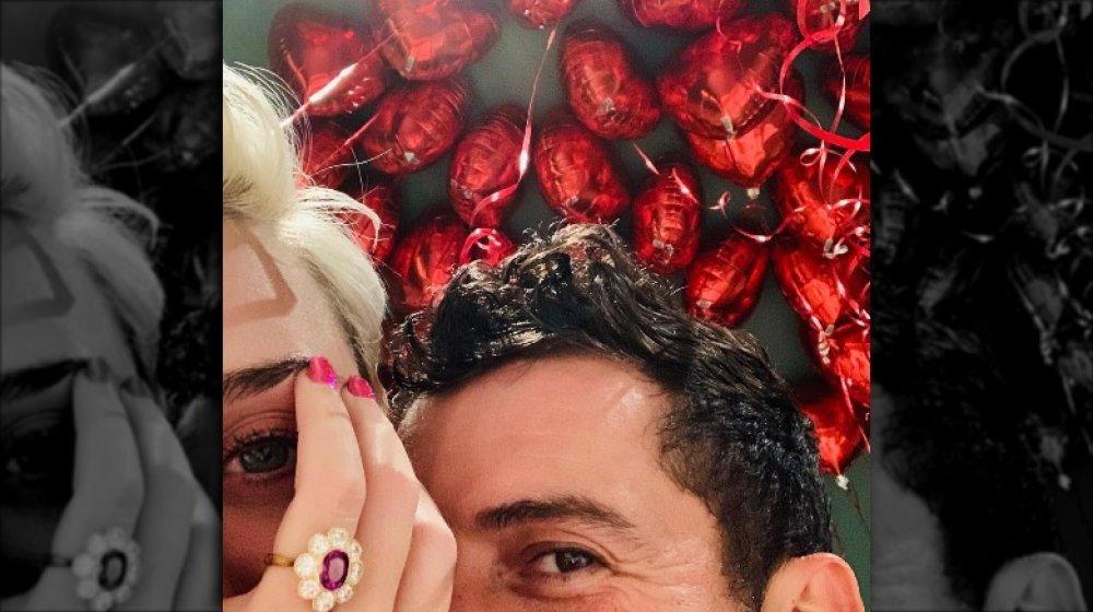 Anuncio de compromiso de Katy Perry y Orlando Bloom