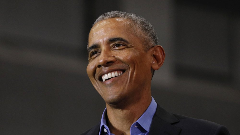 Barack Obama Fly
