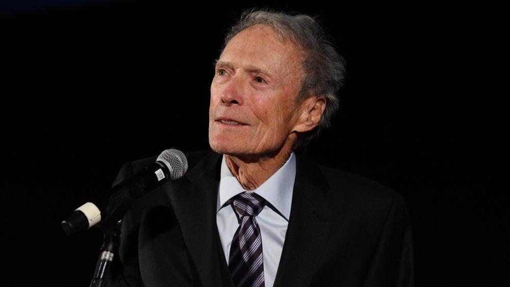 Clint Eastwood en el estreno de Richard Jewell en 2019
