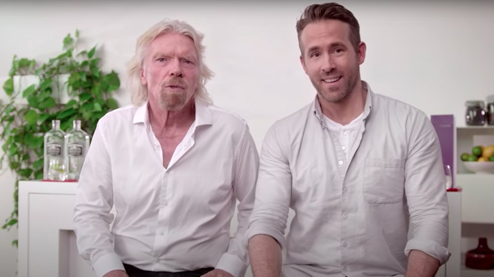 Sir Richard Branson y Ryan Reynolds anuncian el acuerdo de Virgin Atlantic / Aviation
