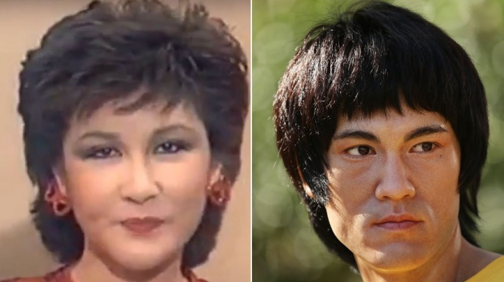 Betty Ting-Pei, Bruce Lee