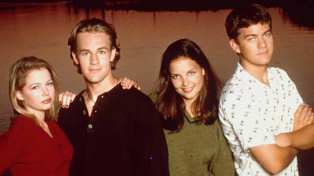 Las estrellas de Dawson's Creek en 1997