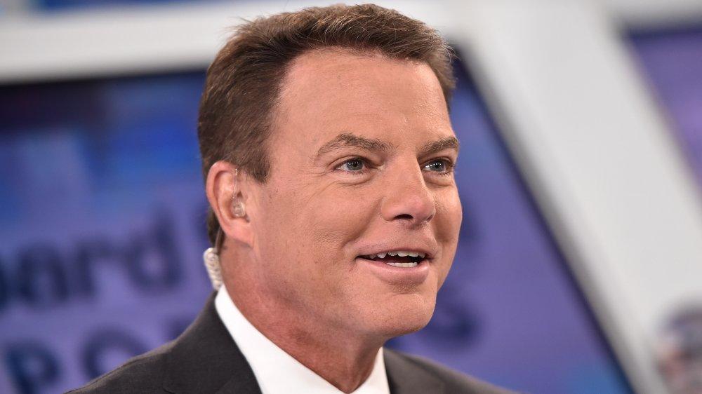 Shep Smith en los estudios Fox News
