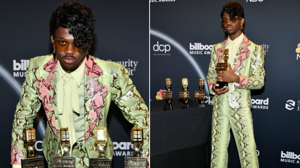Lil Nas X en los Billboard Music Awards 2020