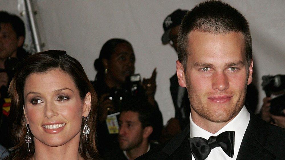 Tom Brady y Bridget Moynahan