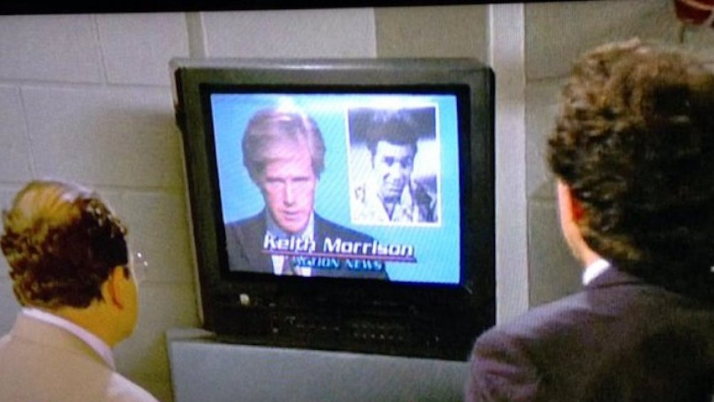 Jason Alexander, Keith Morrison, Jerry Seinfeld en Seinfeld