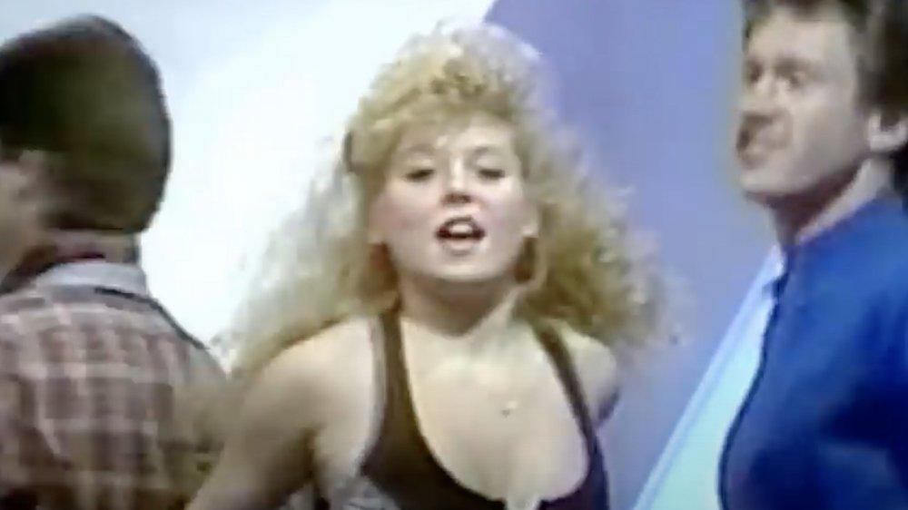 Kelly Ripa sobre Dance Party USA