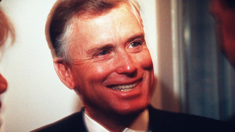 Dan Quayle sonriendo