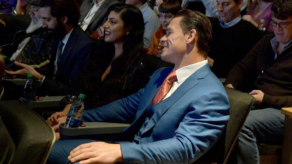 John Cena Shay Shariatzadeh