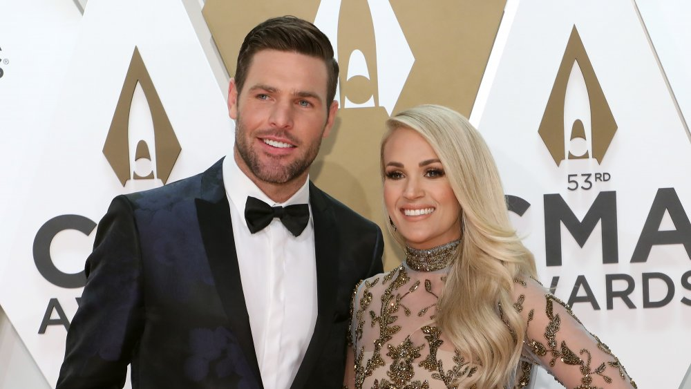 Carrie Underwood y Mike Fisher