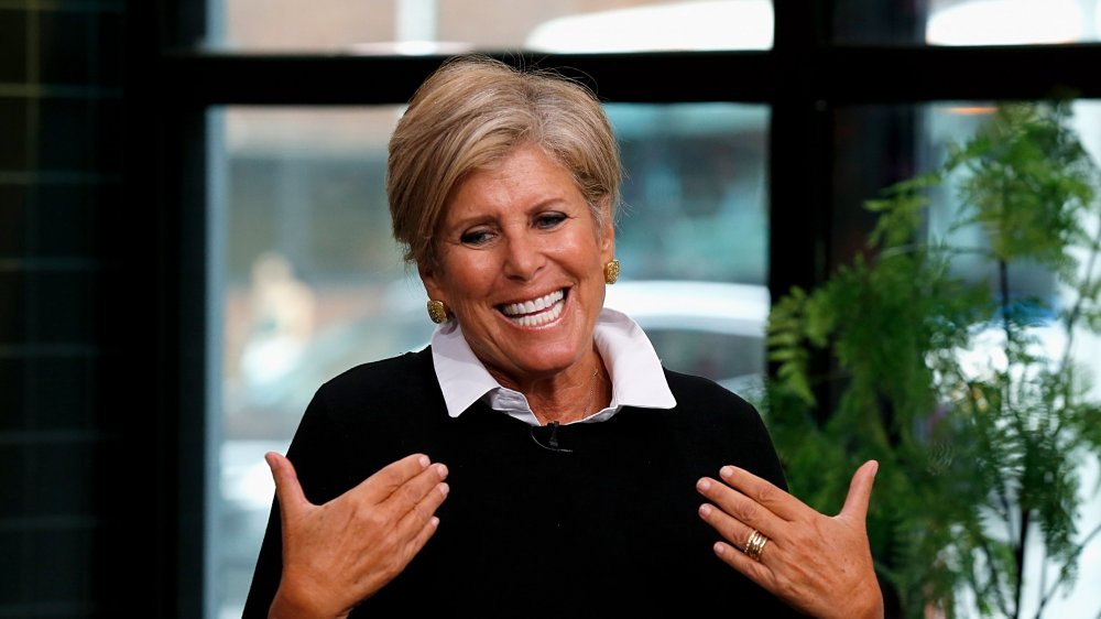 Suze Orman en Build Brunch en 2018