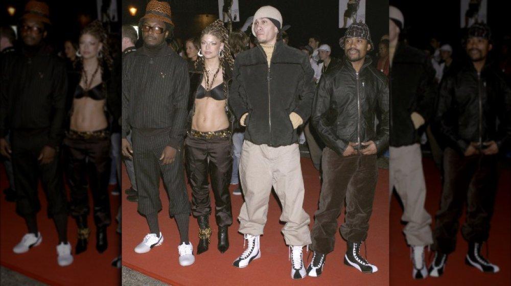 Black Eyed Peas en los premios MOBO 2003
