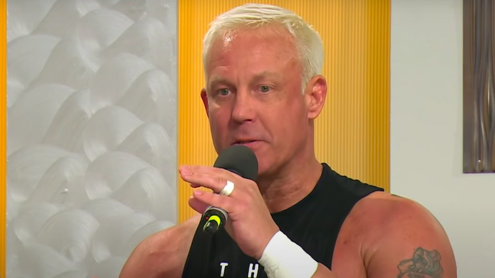 Ken Anderson en Great Lake Championship Wrestling