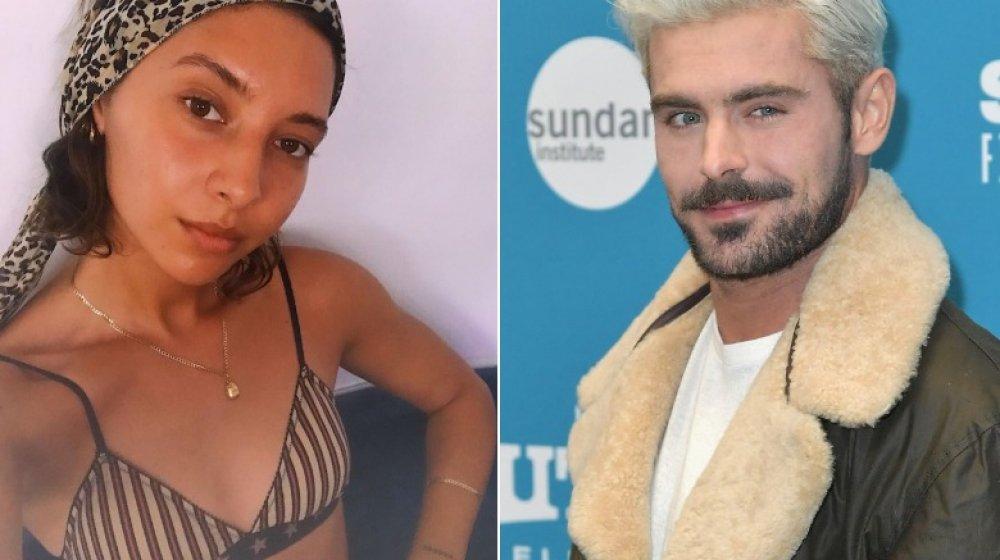 Zac Efron y Vanessa Valladares se conocieron en Australia