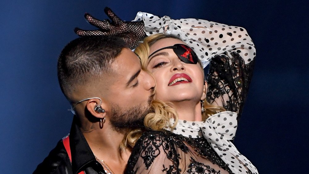 Maluma, Madonna
