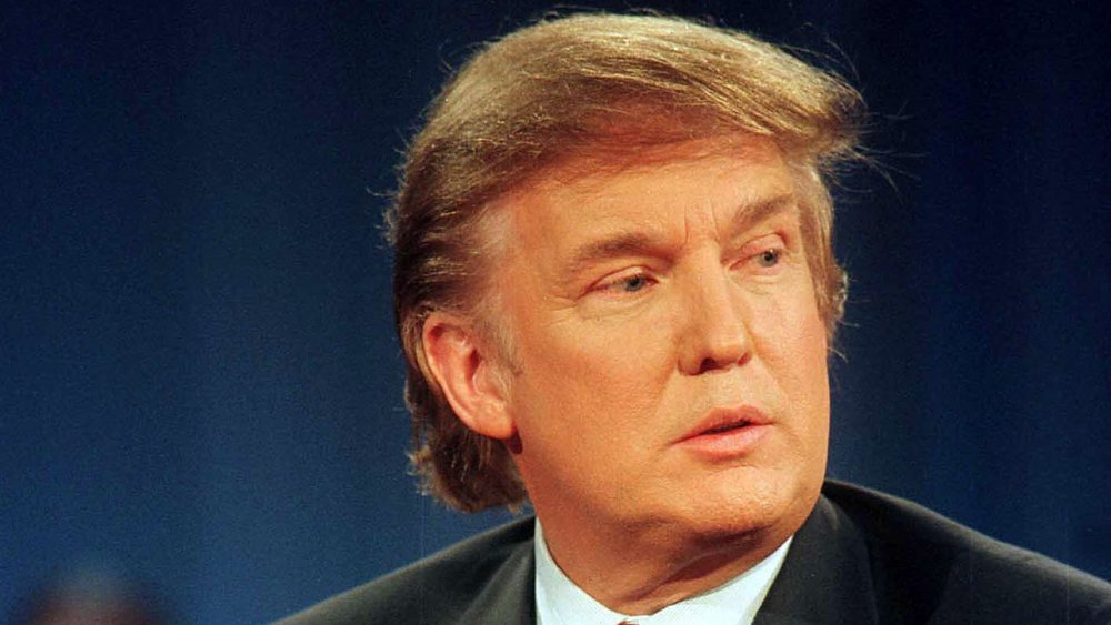 Donald Trump en Hardball en 1999