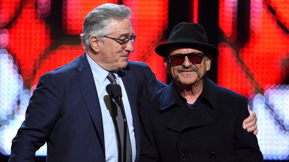 Robert De Niro y Joe Pesci en la décima edición de los Guys Choice Awards de Spike TV