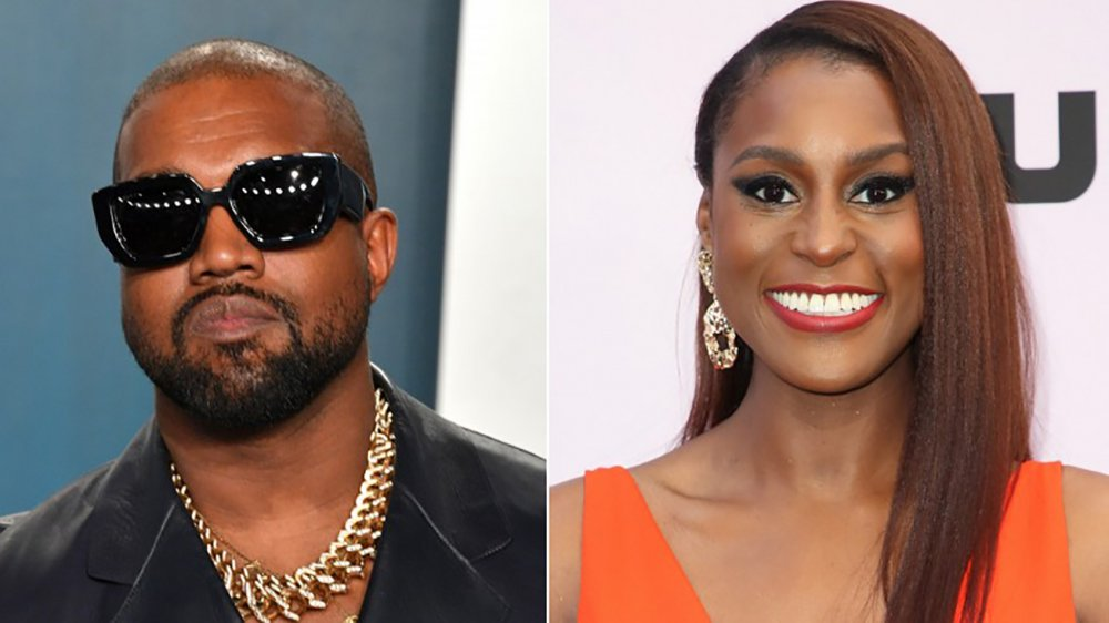 Kanye West e Issa Rae