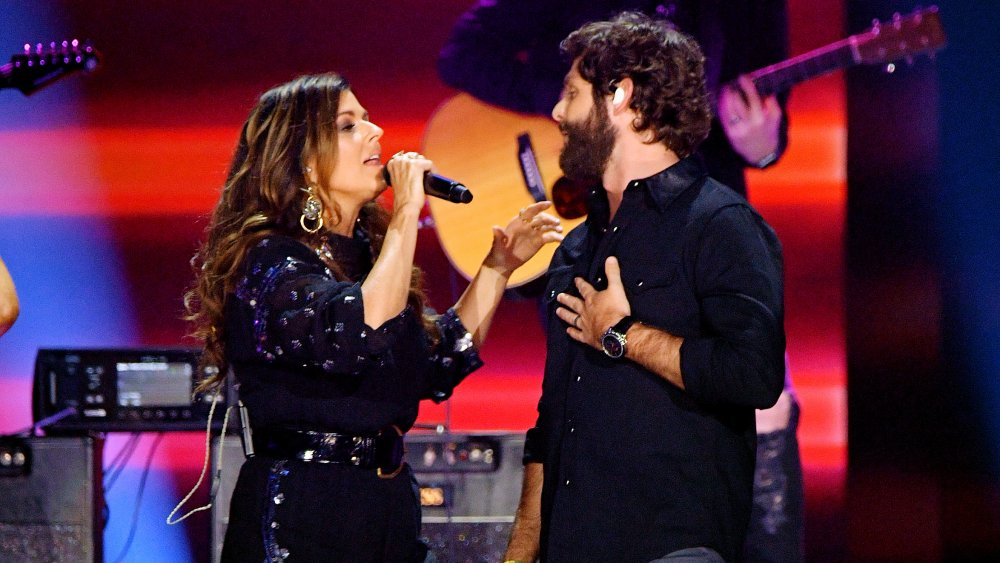 Karen Fairchild y Thomas Rhett