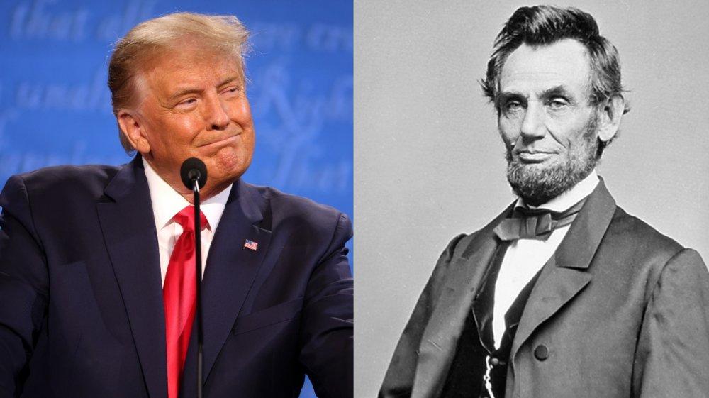 Donald Trump, Abraham Lincoln