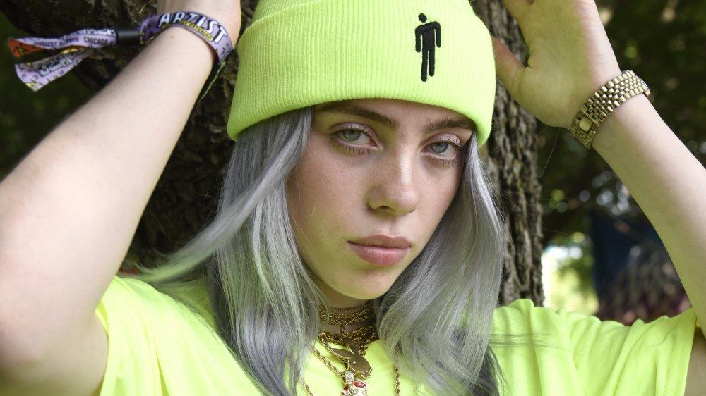 Billie Eilish en Lollapalooza 2018