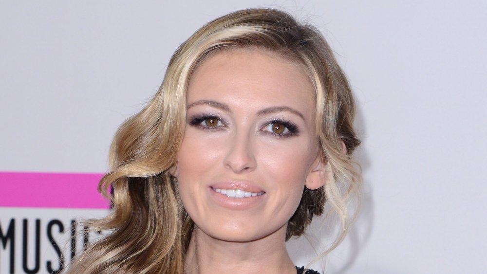 Paulina Gretzky en los American Music Awards 2013