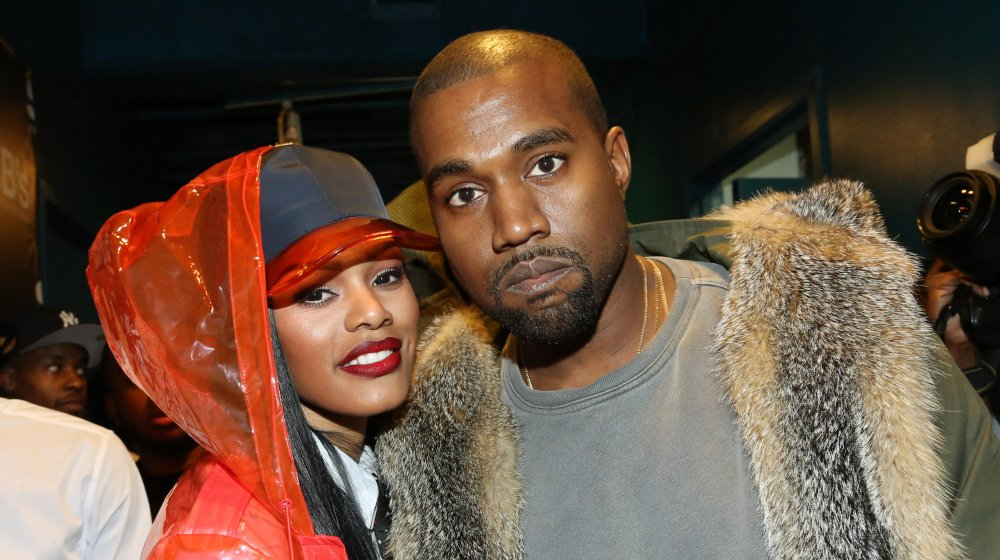 Teyana Taylor y Kanye West