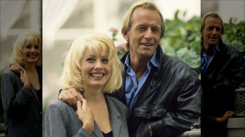 Linda Kozlowski y Paul Hogan