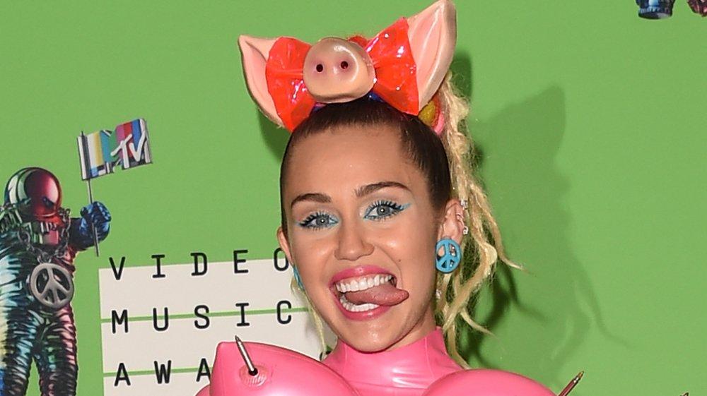Miley Cyrus en los MTV VMA 2015