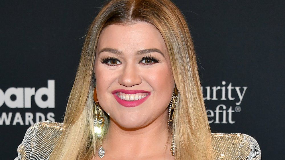 Kelly Clarkson en los Billboard Music Awards 2020