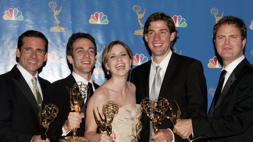 Elenco de 'The Office' en los Emmy