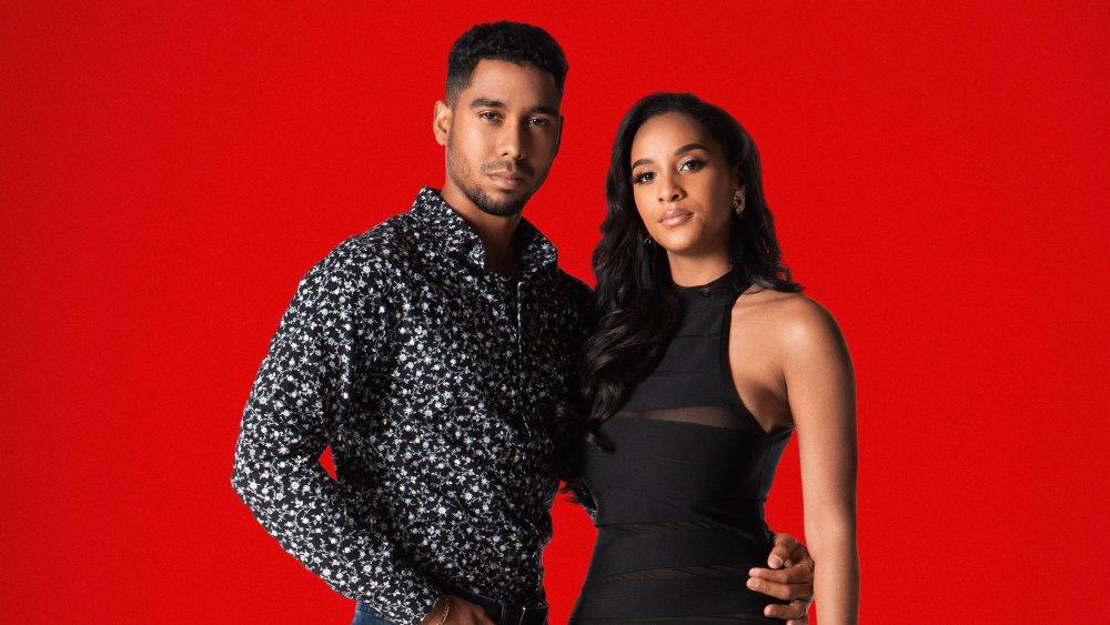 Pedro y Chantel Jimeno en una foto promocional