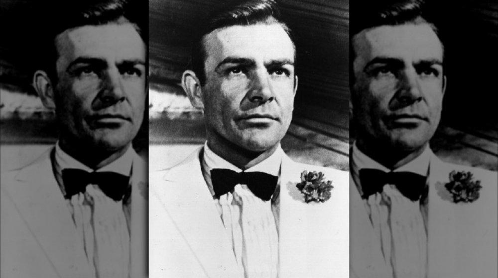 Sean Connery como James Bond