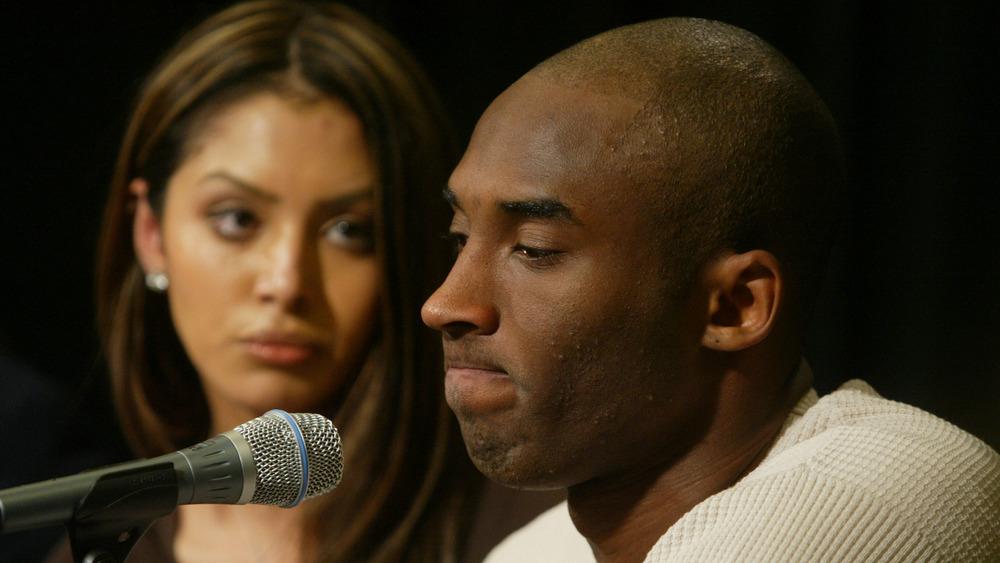 Vanessa Bryant Kobe Bryant