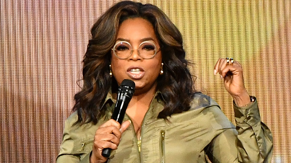 Oprah Winfrey en Oprah's 2020 Vision: Your Life In Focus Tour