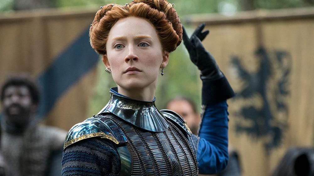 Saoirse Ronan como María Reina de Escocia