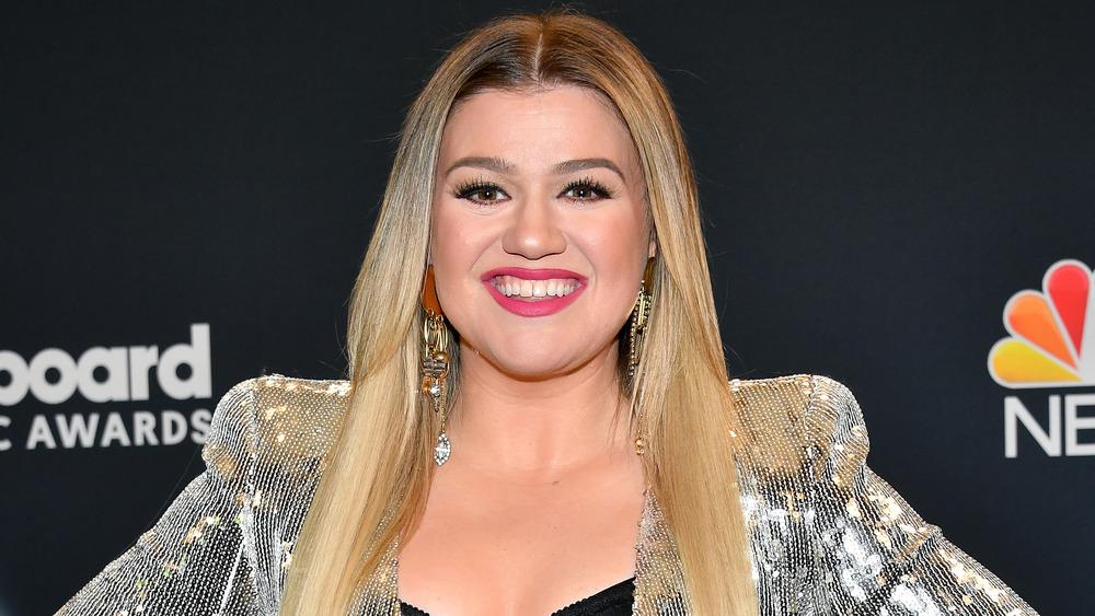 Kelly Clarkson en la alfombra roja