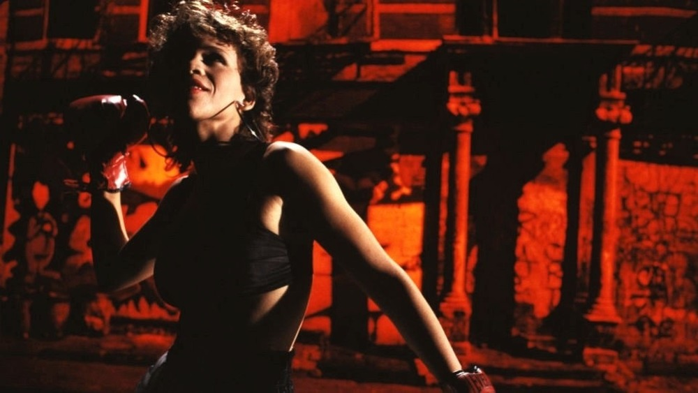 Rosie Perez en Do the Right Thing