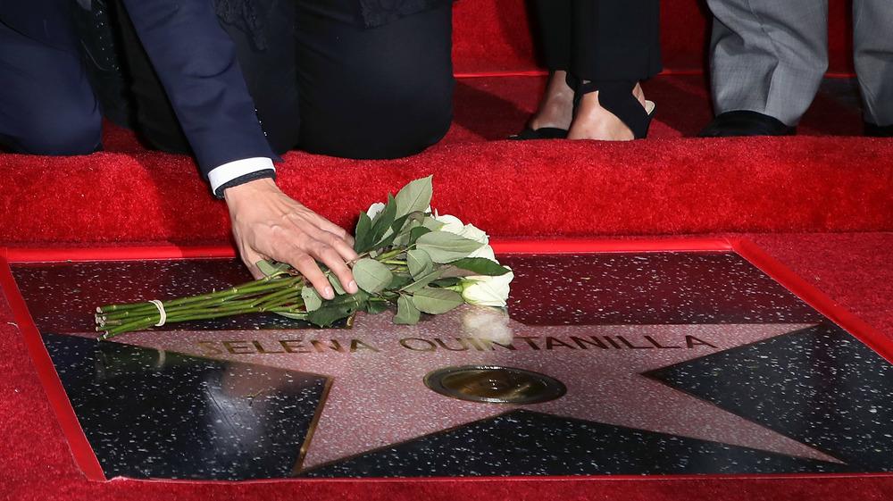 Paseo de la fama de Selena Quintanilla